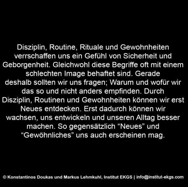 wmr - Disziplin b